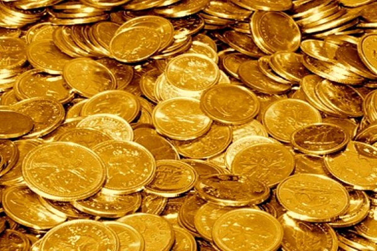 قیمت سکه ٢۲ مهر ١۴٠٠ در بازار آزاد تهران