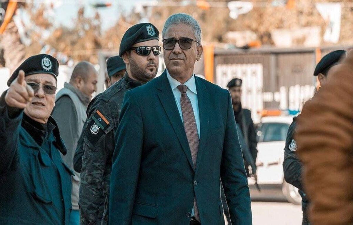 ترور نافرجام وزیر کشور لیبی