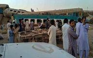 تعداد فوتیهای حادثه قطار زاهدان به ۵ نفر رسید