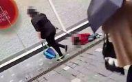 بی تفاوتی باورنکردنی مردم به صحنه یک کودک آزاری! +تصاویر