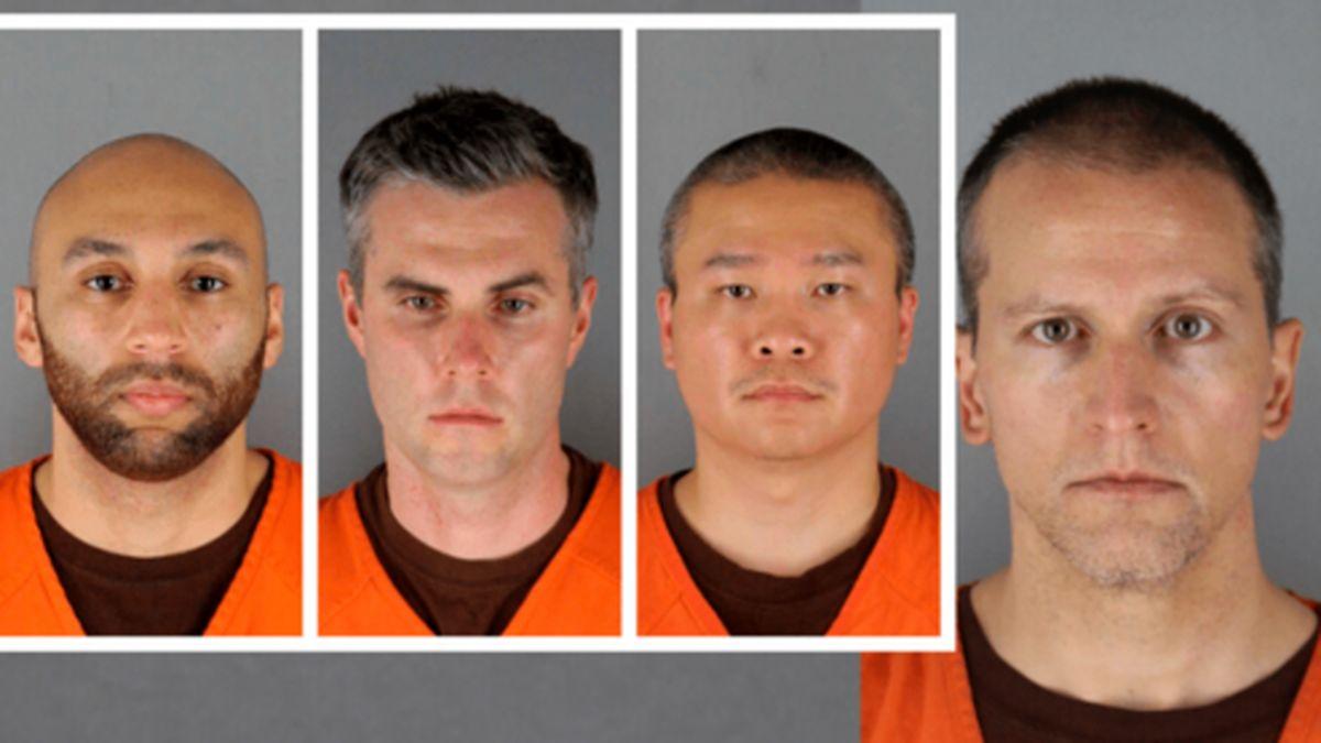 سه پلیس دیگر متهم به همدستی در قتل وحشیانه جورج فلوید
