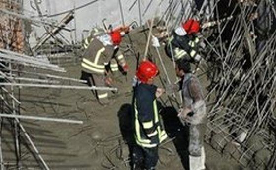 بازداشت ۴ نفر در رابطه با ریزش ساختمان در حال ساخت یاسوج