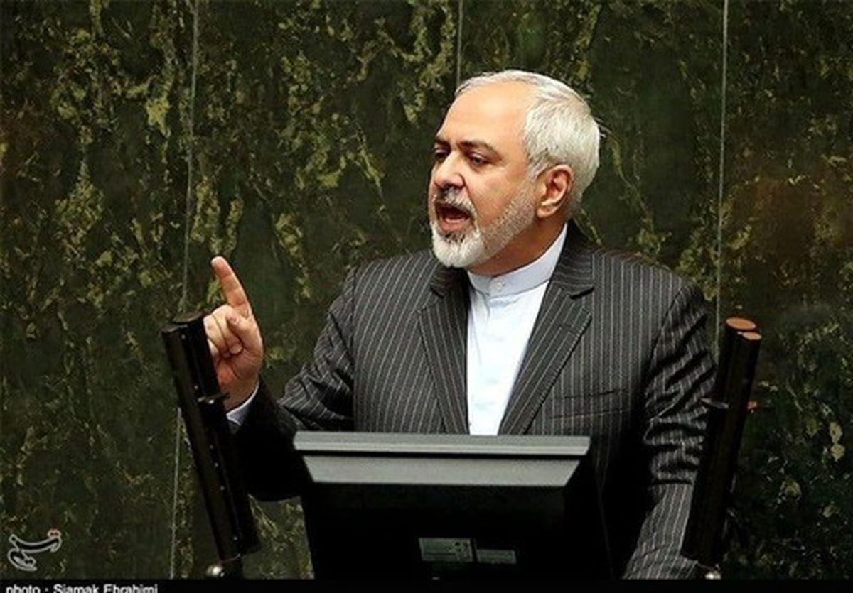 ظریف: با صدام هم مذاکره کردم؛ کار من مذاکره است