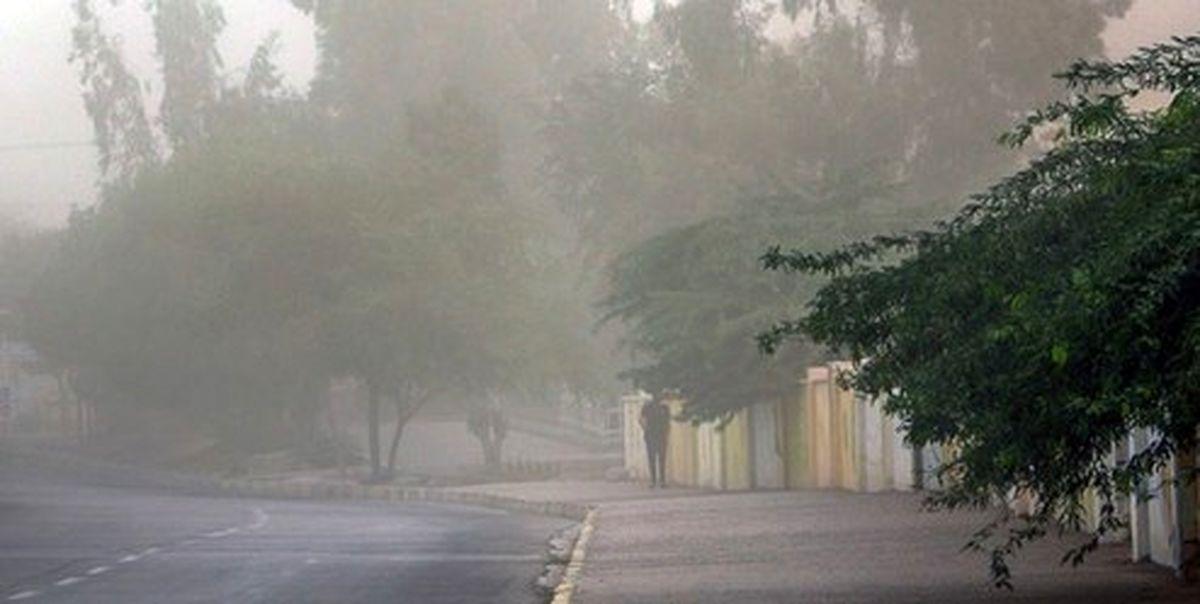 باد شدید فردا هم مهمان تهرانیها است