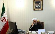 دستورات روحانی به وزرای نفت، کشور و بهداشت
