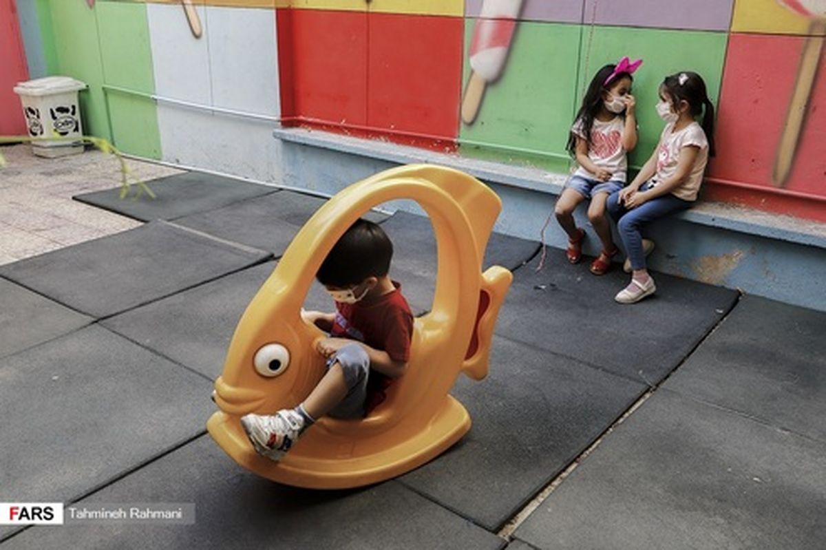 تصاویر: بازگشایی مهدهای کودک