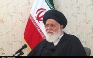 علم الهدی:اعتراضات ایران مانند جلیقه زردها نبود / کار مردم نبود