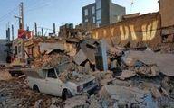 مادری که در زلزله جان داد تا فرزندش زنده بماند
