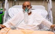 تصاویر: عیادت از شیخ حسین انصاریان در بیمارستان