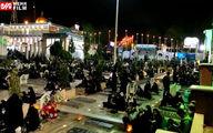 فیلم: شب قدر در جوار مرقد شهید سرار سلیمانی