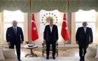 عکس: دیدار ظریف و اردوغان در استانبول