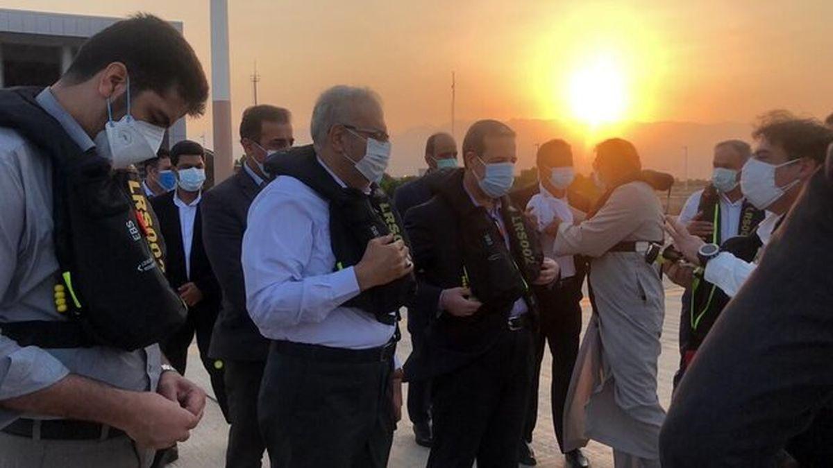 برنامههای وزیر نفت در دومین روز سفر به عسلویه