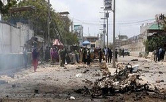 حمله انتحاری به یک مرکز نظامی سومالی