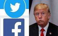 از دست دادن قدرت ارتباطی ترامپ در رسانههای اجتماعی