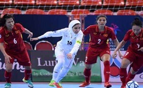 بانوی ایرانی باارزشترین بازیکن آسیا شد