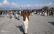 تصاویر: تظاهرات ضد فرانسوی در پاکستان