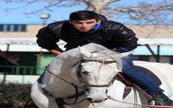 فوتبالیستهای اسب سوار +عکس