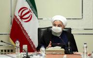 روحانی: ممکن است این تعطیلی ادامه یابد/همه کارت ملی همراه داشته باشند