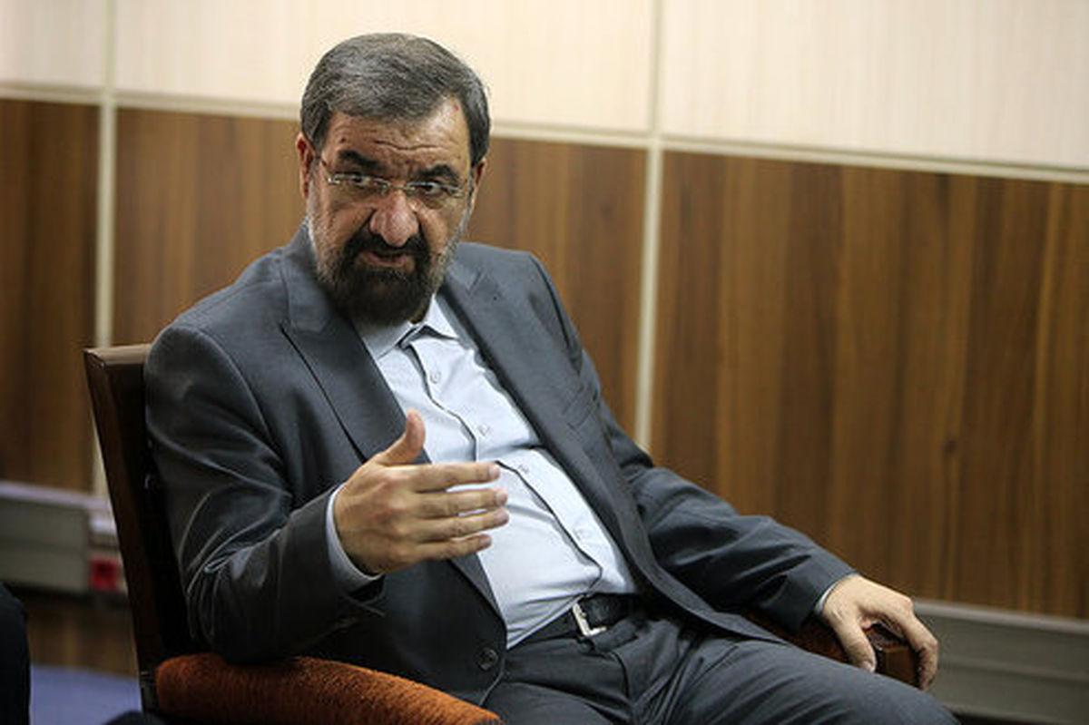 محسن رضایی: مذاکره با آمریکا از باتلاق هم بیرون بیایید، سم است