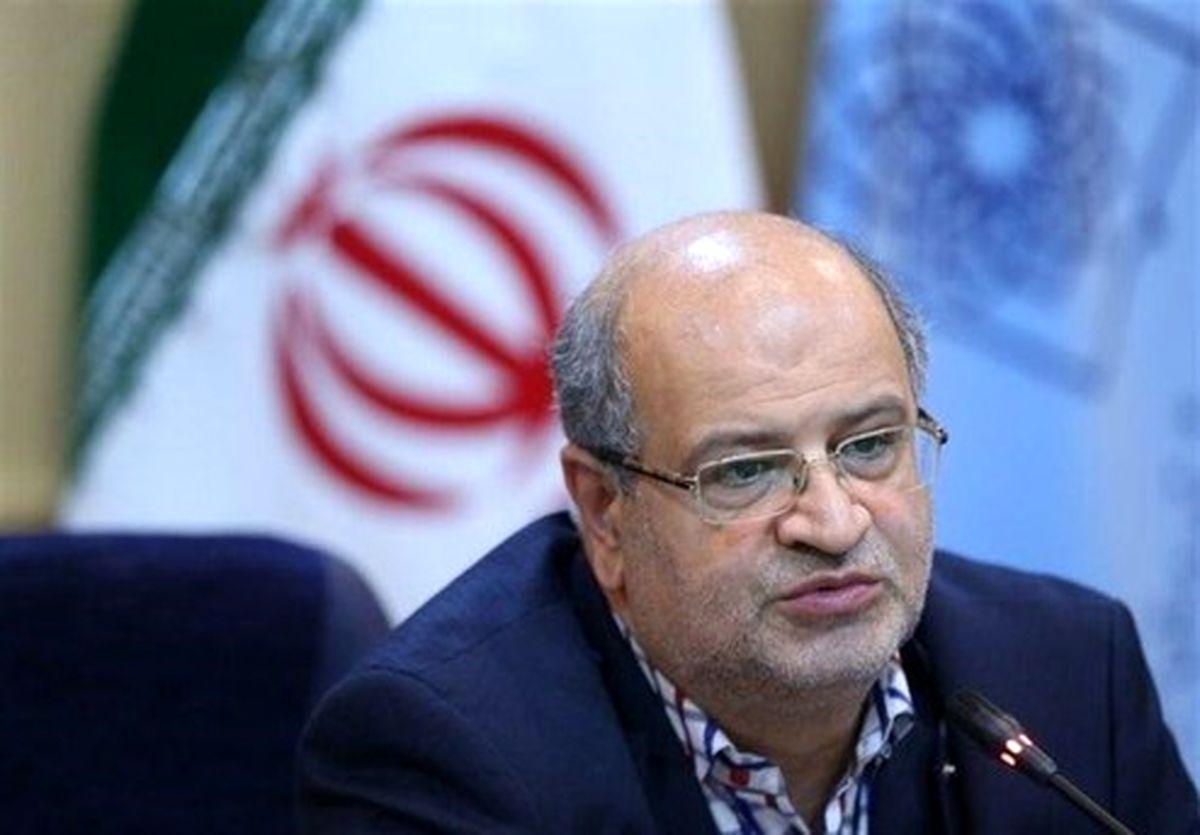 افزایش بیماران بستری کرونایی در تهران