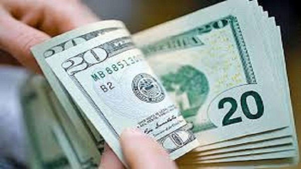 ریزش قیمت دلار و یورو ادامه دارد