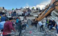 تصاویر هولناک زلزله در ترکیه و یونان
