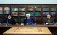 تصاویر: سران قوا در جلسه امروز شورای عالی هماهنگی اقتصادی