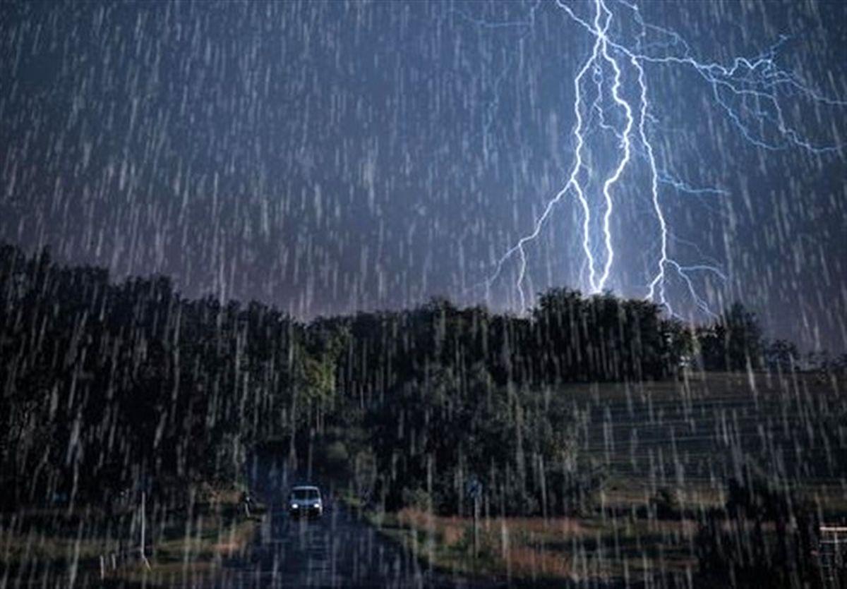 آخر هفته کدام استانها برفی و بارانی است؟