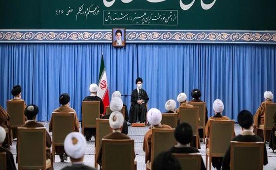رهبر انقلاب: حد غنیسازی ایران ممکن است به ۶۰ درصد هم برسد