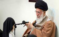 داستان یک عکس؛ در یک دیدار خصوصی با رهبر انقلاب