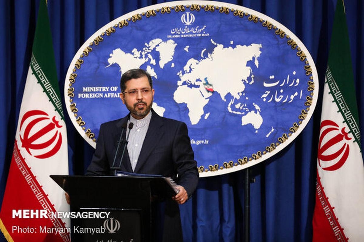 توصیه ایران به شرکای اروپایی در برجام