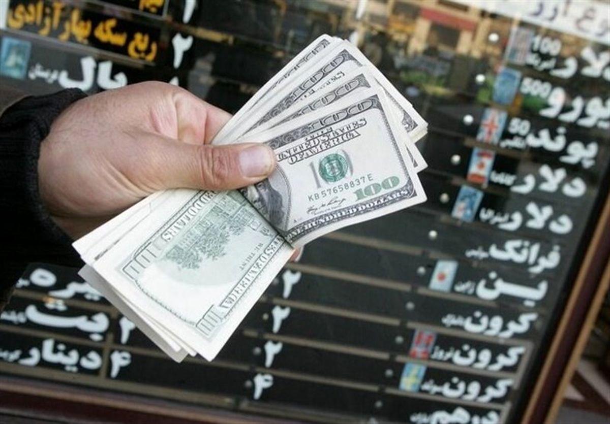 افزایش تعداد فروشندهها در بازار ارز/ جلوی دلار ۲۳ هزاری را گرفتند