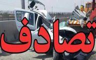 واژگونی اتوبوس در اصفهان ۲ فوتی برجای گذشت