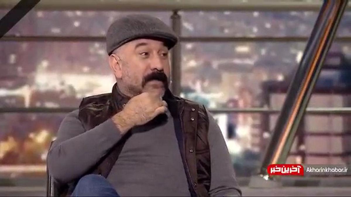 بخش های سانسور شده برنامه همرفیق با حضور انصاریان +فیلم