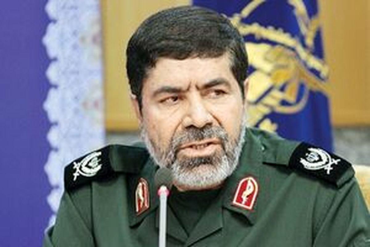 سردار شریف: ما تداخلی با وزارت اطلاعات کشور نداریم