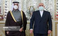 گفتوگوی مقام آمریکایی و وزیر قطری درباره ایران