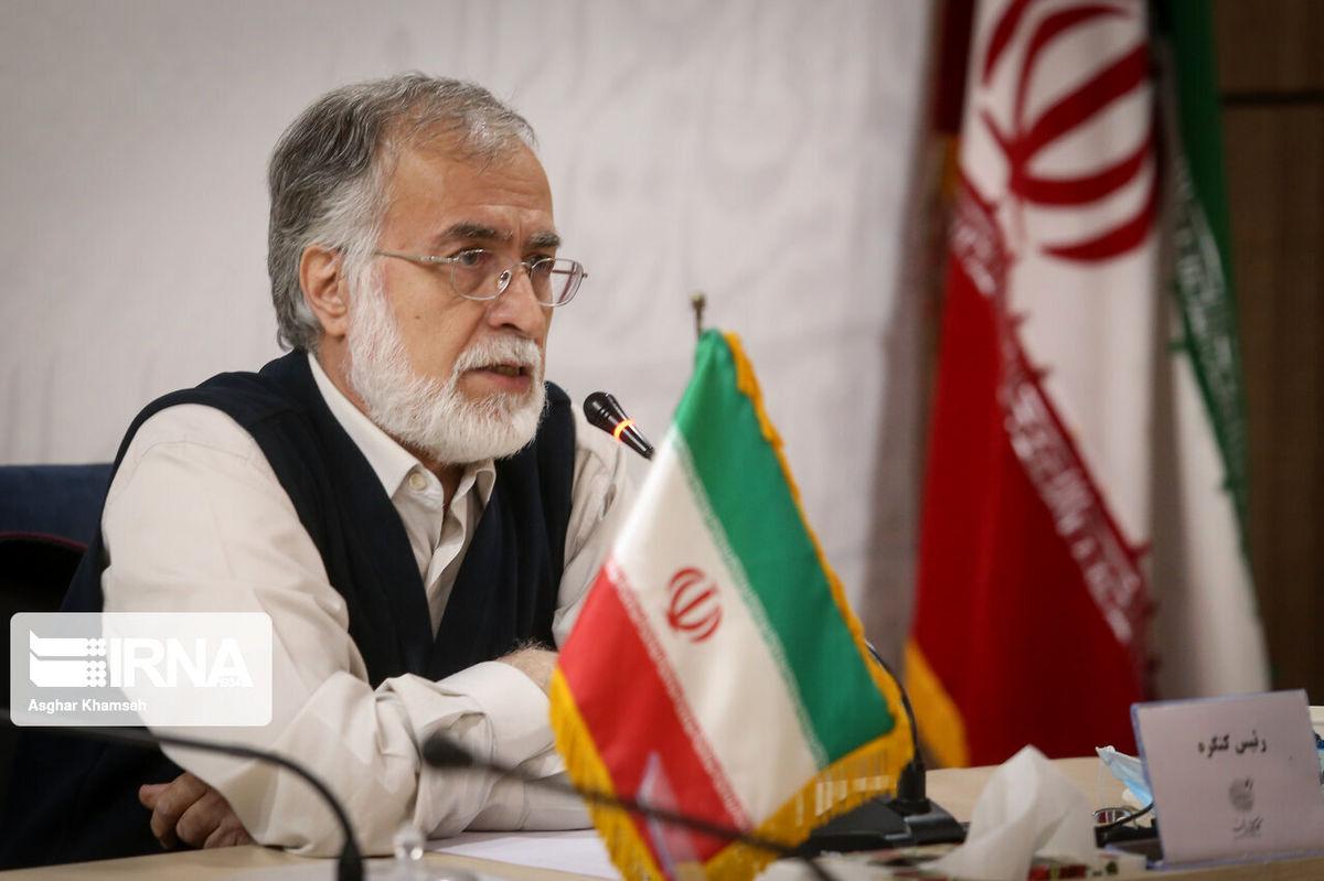 عطریانفر: علی لاریجانی می تواند نامزد ما باشد
