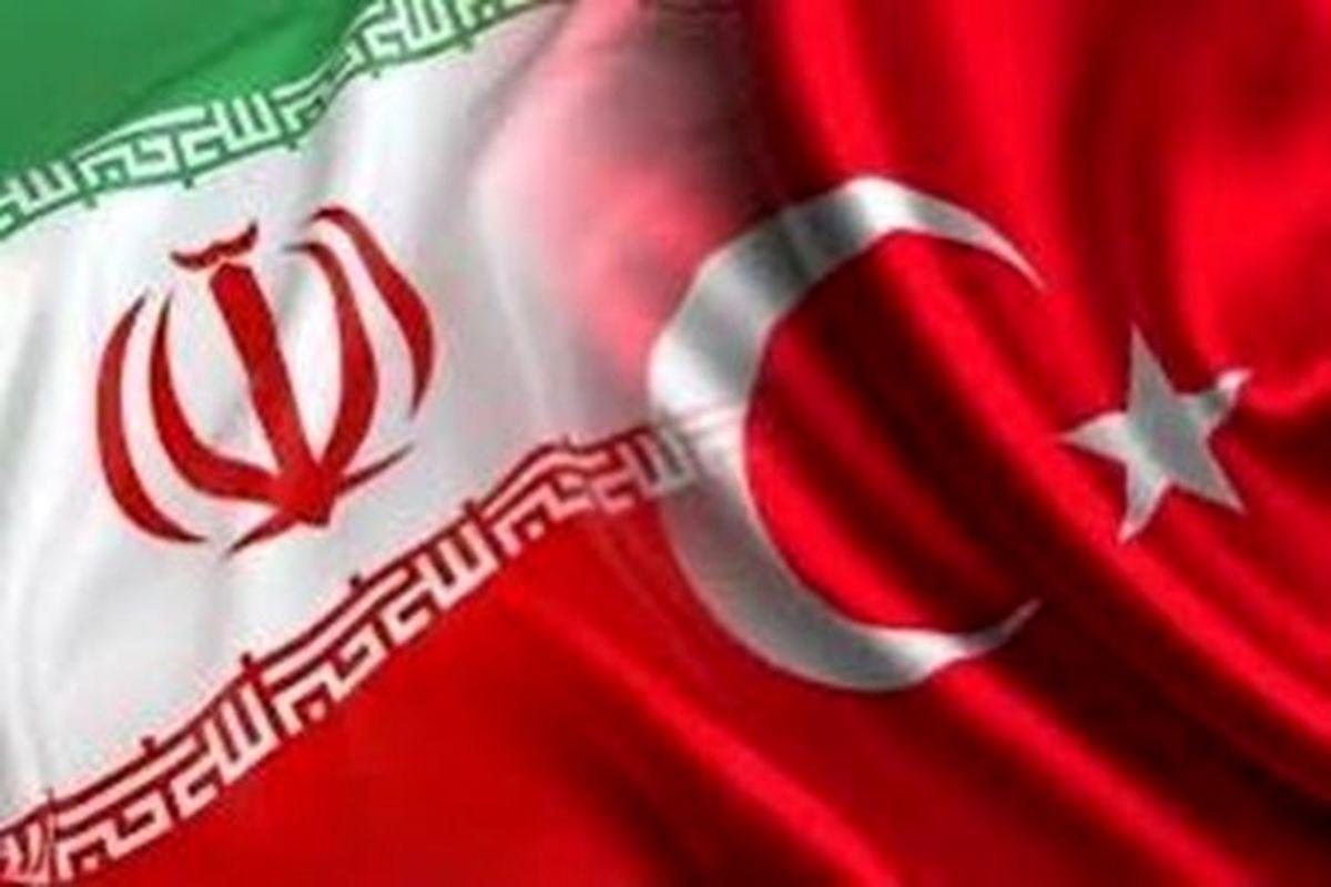 دیدار هیات ایران در نشست آستانه با هیات ترکیه