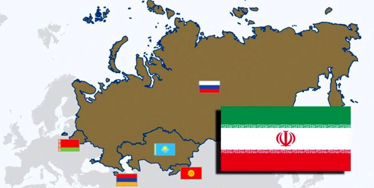 غرب نگران عضویت ایران در اتحادیه اقتصادی اوراسیا