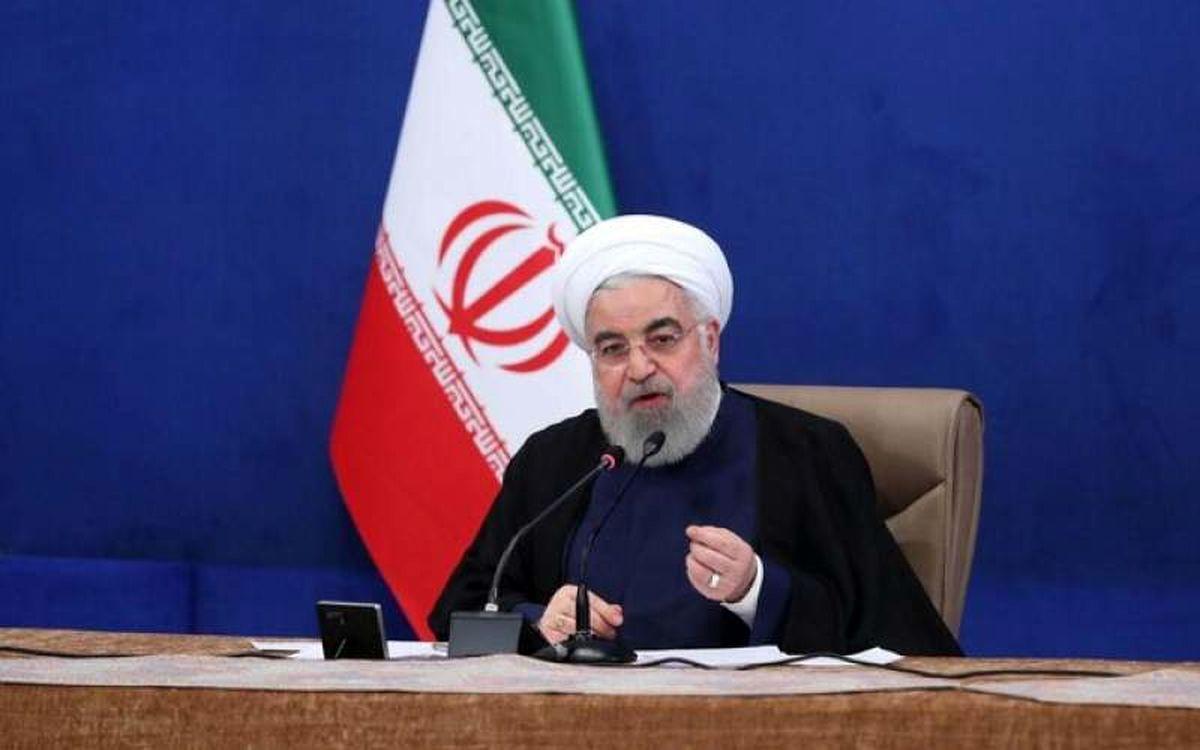 روحانی: ایام انتخابات همه به خانمها احترام میگذارند اما نباید چنین باشد