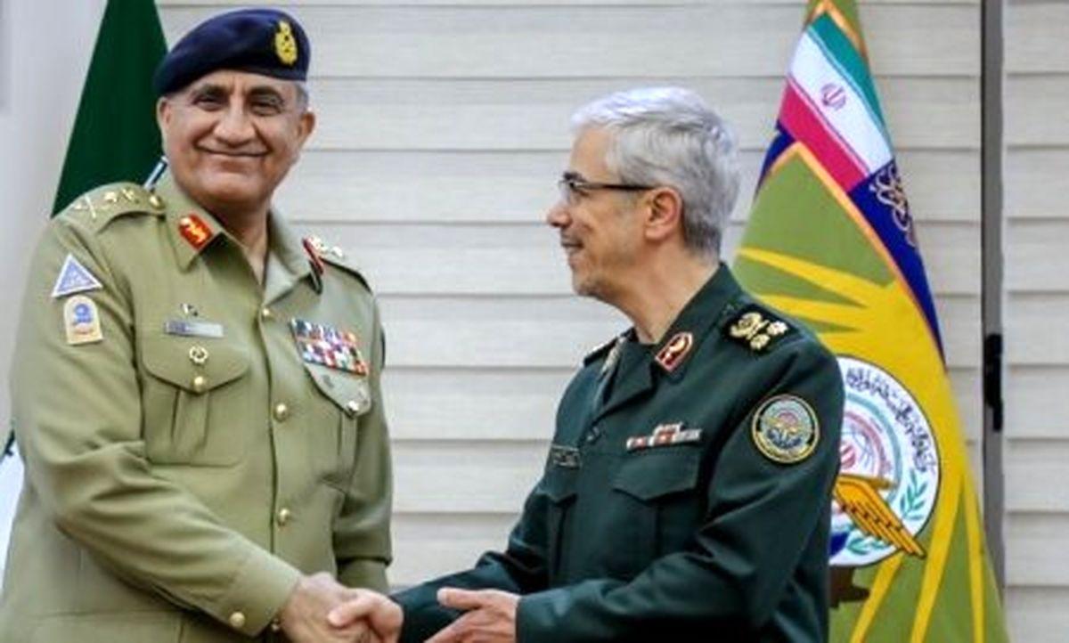 در دیدار سرلشکر باقری با فرمانده ارتش پاکستان چه گذشت؟