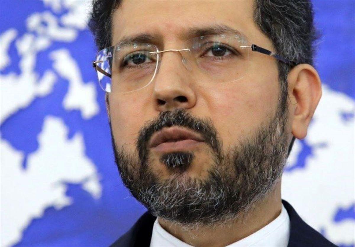 اعتراض ایران به استفاده از واژه جعلی برای خلیج فارس