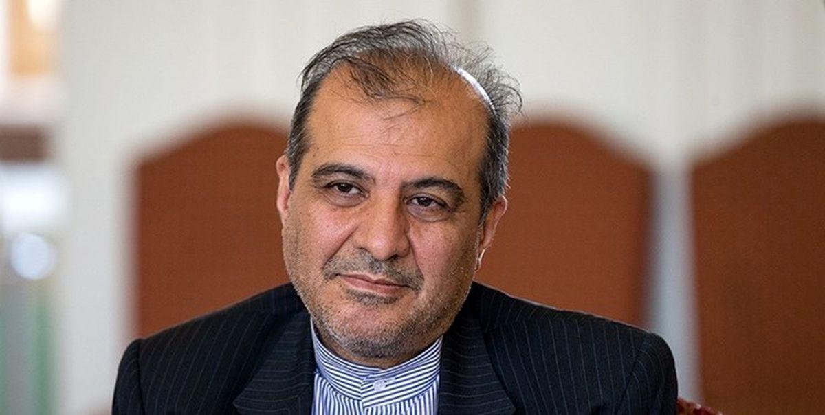 ورود ایران به گفتوگوی دیپلماتیک برای حل مشکل نفتکش صافر