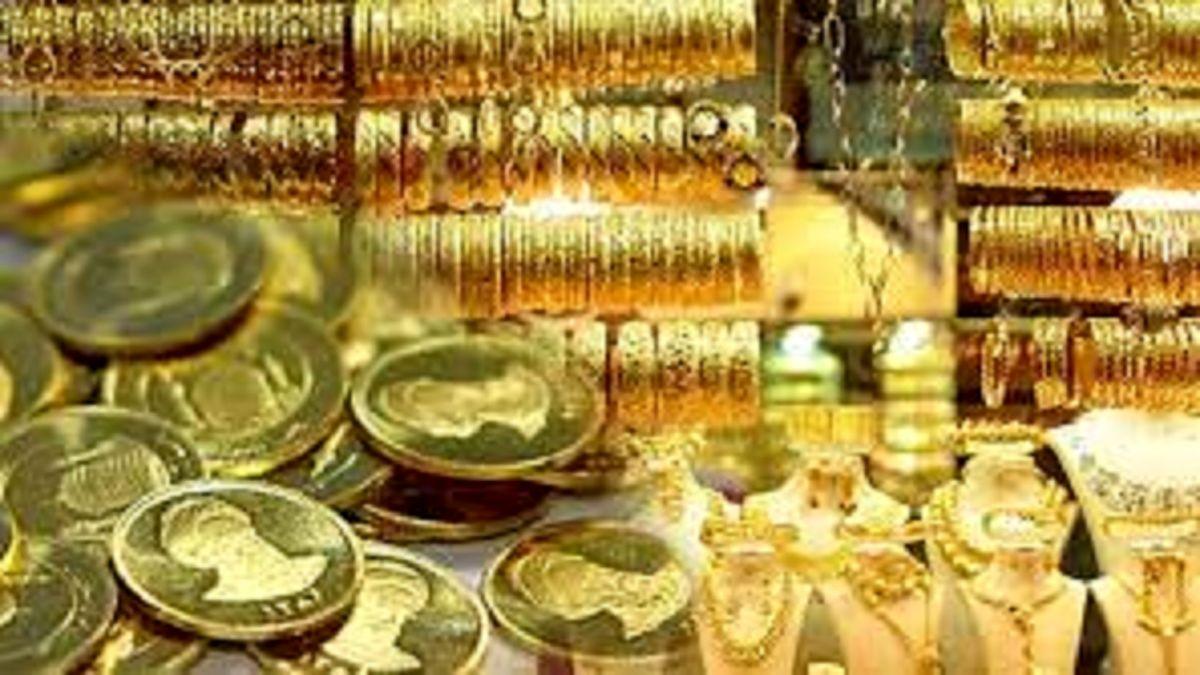 گرانی اندک سکه و طلا در اولین روز هفته +جدول
