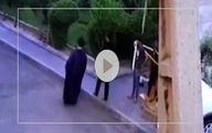 پشت صحنه کلیپ ساختگی تعرض به یک روحانی +فیلم