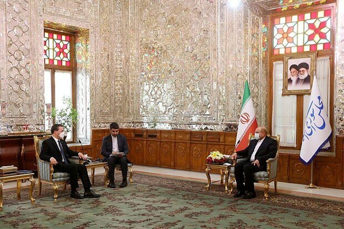 قالیباف: ایران و صربستان، هر دو تجربه ایستادگی در مقابل فشارهای آمریکا در حوزه اقتصادی و سیاسی را دارند
