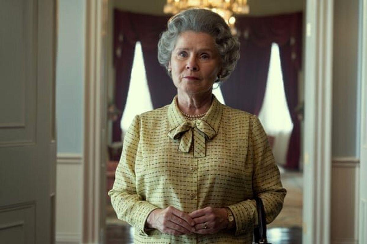 انتشار عکسی از ملکه جدید سریال «تاج»