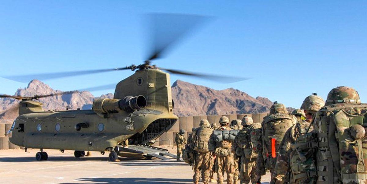 خروج نیروهای خارجی از عراق کلید خورد