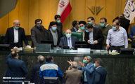 تصاویر: جلسه علنی ۱۶ اسفند مجلس درباره لایحه بودجه