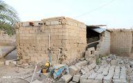 تصاویر: شهرستان گناوه ۳ روز بعد از زلزله